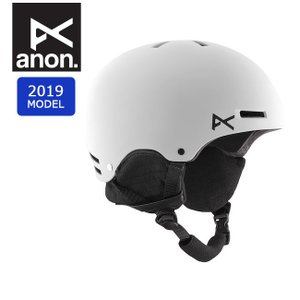 2019 anon アノン RAIDER WHITE 13276100100 【ヘルメット/日本正規品/メンズ】|highball