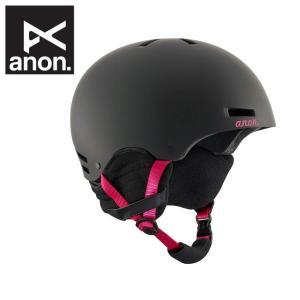 2019 anon アノン Greta Helmet Black Cherry 152361 【日本正規品/ヘルメット/レディース】|highball