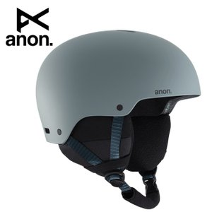 2020 anon アノン Raider 3 Asian Fit Gray 215231 【ヘルメッ...