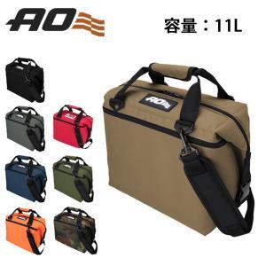 AO Coolers エーオー クーラーズ クーラーバック 12 パック キャンパス ソフトクーラー AO12BK/CH/NB/RD/RB|highball