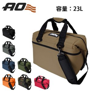 AO Coolers エーオー クーラーズ クーラーバック 24 パック キャンパス ソフトクーラー AO24BK/CH/NB/RD/RB|highball