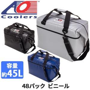 AO Coolers エーオー クーラーズ クーラーバック 48パックビニール AOFI48BK/RB/SL 【ZAKK】クーラーボックス 保冷バック アウトドア キャンプ|highball