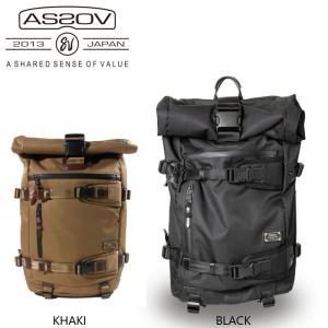 アッソブ AS2OV バックパック CORDURA DOBBY 305D BACK PACK/BLACK/061401 【カバン】日本正規品 highball
