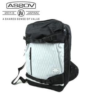アッソブ AS2OV 3ウェイバッグX-PAC × CORDURA DOBBY 305D 3WAY BAG/061404-x-10 【カバン】日本正規品 highball