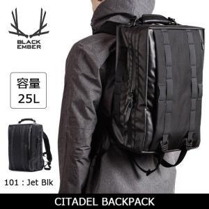 BLACKEMBER/ブラックエンバー バックパック CITADEL BACKPACK 3086-1004-1 【カバン】デイパック リュック アウトドア /カバン/鞄 メンズ/レディース 防水|highball