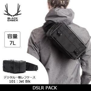 BLACKEMBER/ブラックエンバー デジタル一眼レフケース DSLR PACK 3086-1010-1 【カバン】ウエストバッグ /カバン/鞄 メンズ/レディース 防水|highball