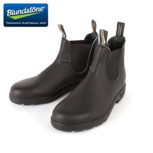 Blundstone ブランドストーン BS510 Voltan Black BS510089  【アウトドア/靴/ブーツ/ショート/ワーク/メンズ/レディース】|highball