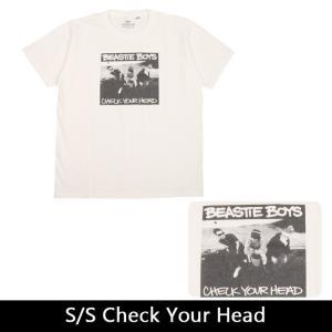 BEASTIE BOYS ビースティ ボーイズ Tシャツ S/S Check Your Head 40002 【服】【t-cnr】 メンズ【メール便・代引不可】 highball