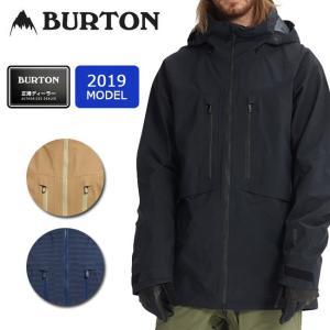2019 BURTON バートン M AK GORE GORE-TEX 3L Hover Jacket 100091 【スノーボードウェア/ジャケット/スノーボード/日本正規品/メンズ/GORE-TEX】 highball