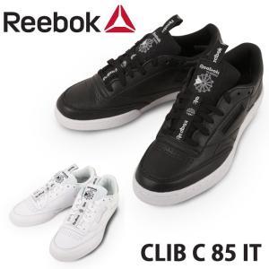 Reebok/リーボック スニーカー CLUB C 85 IT クラブ C 85 IT BS6211/BS6212 Black/Coal/White White/SkullGrey/Black 【靴】CLASSICシューズ|highball