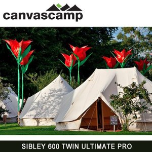 CanvasCamp キャンバスキャンプ  テント SIBLEY 600 TWIN ULTIMATE PRO 【TENTARP】【TENT】|highball
