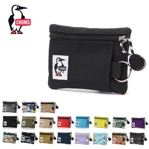 CHUMS チャムス Recycle Key Coin Case リサイクルキーコインケース CH60-3148 【財布/パスケース/キーケース/コンパクト/ミニ】【メール便・代引不可】|highball