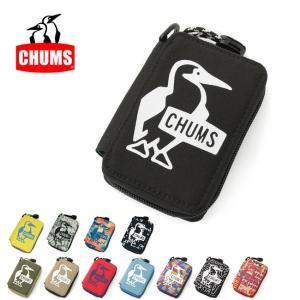 CHUMS チャムス Recycle Key Zip Case リサイクルキージップケース CH60-3153 【スマートキー/カード収納】【メール便・代引不可】|highball