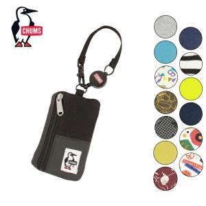 CHUMS チャムス Commuter Pass Case Sweat Nylon コミューターパスケーススウェットナイロン CH60-3249 【コイン/小物/雑貨】【メール便・代引不可】|highball