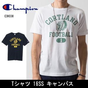 Champion/チャンピオン  Tシャツ Tシャツ 16SS キャンパス C3H338 【服】【メール便・代引不可】|highball
