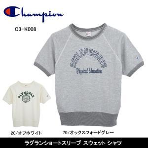 Champion/チャンピオン シャツ ラグランショートスリーブ スウェット シャツ C3-K008 【服】チャンピオン メンズ|highball