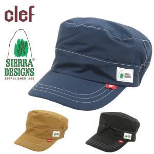 clef クレ SIERRA DESIGNS×Clef コラボ 60/40 RIB WORK CAP SDC003 【キャップ/アウトドア/キャンプ/フェス/シエラデザインズ】|highball