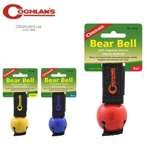 COGHLANS コフラン 熊鈴 ベアーベル カラー 11210219|highball