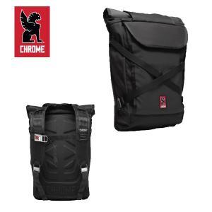 CHROME/クローム バッグパック BRAVO/BLACK/BLACK/ブラック|highball