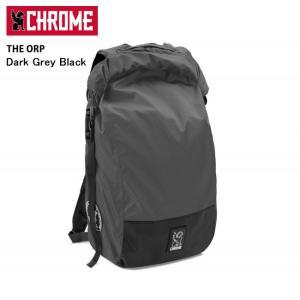CHROME クローム バックパック THE ORP Dark Grey Black/BG140 【カバン】日本正規品|highball