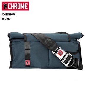 CHROME クローム ボディーバック CHEKHOV Indigo/BG160 【カバン】日本正規品|highball