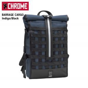 CHROME クローム バックパック BARRAGE CARGO Indigo/Black/BG163 【カバン】日本正規品|highball
