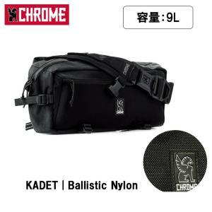 CHROME クローム KADET Nylon Ballistic Nylon BG196 【カバン】 メッセンジャーバッグ ボディバッグ ウェストバッグ ファッション カデット/日本正規品|highball