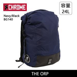 CHROME クローム THE ORP Navy/Black BG140 【カバン】 バックバック デイパック ファッション おしゃれ|highball