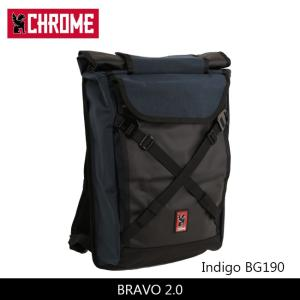 CHROME/クローム BRAVO 2.0 Indigo BG190 【カバン】 バックパック|highball