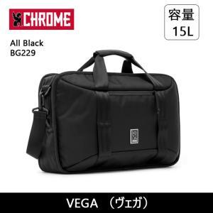 CHROME クローム VEGA (ヴェガ) 15L BG229 【カバン】 バックパック 撥水|highball