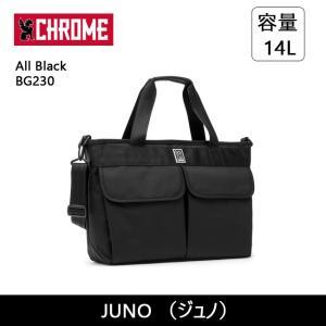 CHROME クローム JUNO (ジュノ) 14L BG230 【カバン】 トートバッグ 手提げ 撥水|highball