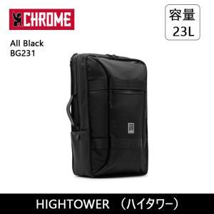 CHROME クローム HIGHTOWER (ハイタワー) 23L BG231 【カバン】 バックパック 撥水|highball