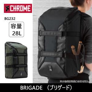 CHROME クローム BRIGADE (ブリゲード) 28L BG232 【カバン】 バックパック 防水|highball