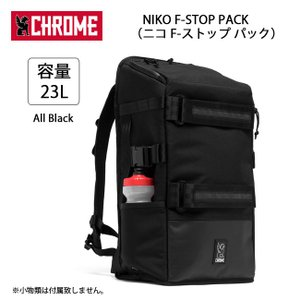 CHROME クローム カメラバッグ NIKO F-STOP PACK(ニコ F-ストップ パック) All Black BG236 【カバン】バックパック カメラ アクセサリー Camera ケース|highball
