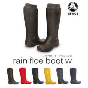 スノーブーツ CROCS クロックス サンダル W RAIN FLOE BOOT レインフロー ブーツ ウィメンズ レディース 国内正規品 highball
