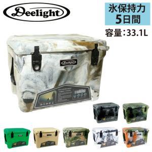 Deelight ディーライト Iceland Cooler Box 35QT アイスランドクーラーボックス 【保冷/大型/BBQ/アウトドア/ピクニック/海水浴】|highball