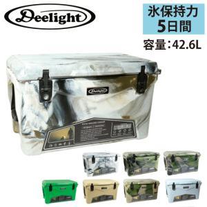 Deelight ディーライト Iceland Cooler Box 45QT アイスランドクーラー...