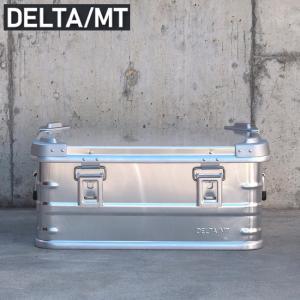 DELTA/MT デルタエムティー ExtremeX 30 エクストリームエックス アルミコンテナ SB-E30 【ボックス/スタッキング可能/収納/ギア/アウトドア】|highball
