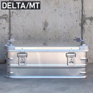DELTA/MT デルタエムティー Extreme X 39 エクストリームエックス アルミコンテナ SB-E39 【ボックス/スタッキング可能/収納/ギア/アウトドア】|highball