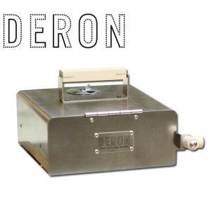 DERON デロン OVEN&SMOKER 【グリル/バーベキュー/アウトドア】|highball