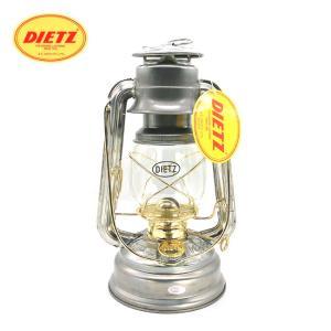 DIETZ デイツ ハリケーンランタン 78 クリア/ゴールドトリム (15cm替芯付き) L-16130T 【ランプ/アウトドア/キャンプ】|highball
