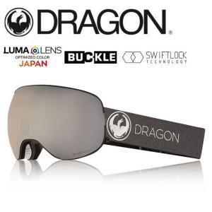 2019 DRAGON ドラゴン X2 ECHO SILVER/LUMALENSJ.SILVERION  【2019/ゴーグル/日本正規品/ジャパンフィット】|highball