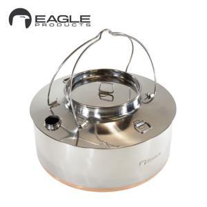 EAGLE Products イーグルプロダクツ Campfire Kettle キャンプファイヤーケトル 4.0L 【ケトル/やかん/アウトドア/キャンプ/BBQ】|highball