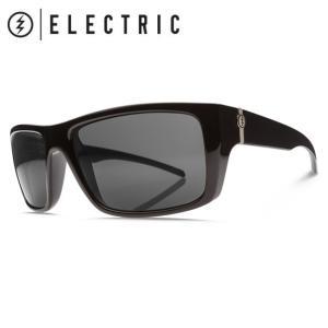 ELECTRIC エレクトリック SIXER GLOSS BLACK SX18 【日本正規品/サングラス/海/アウトドア/キャンプ/フェス/サーフィン/スノーボード/偏光レンズ】 highball