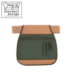 esschert design エシェルトデザイン Gardentool Belt GT04 【アウトドア/ガーデニング/機能性/エプロン/ベルト】|highball
