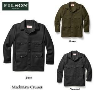 FILSON/フィルソン ジャンパー ブルゾン Mackinaw Cruiser/ 10043/ ジャケット カバーオール|highball