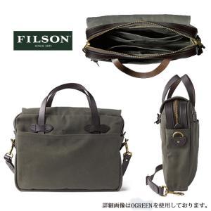 FILSON/フィルソン  Original Briefcase 70256 /コンピューターバッグ ビジネスバッグ 書類かばん 手提げ 日本正規品|highball|02