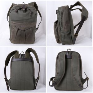 FILSON/フィルソン バックパック Rugged Twill Backpack 70083 日本正規品|highball|02
