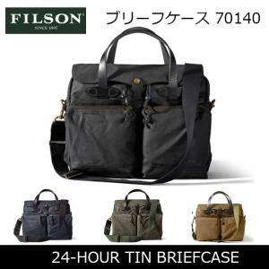 FILSON/フィルソン ダッフルバック24-HOUR TIN BRIEFCASE 70140 【カバン】日本正規品|highball