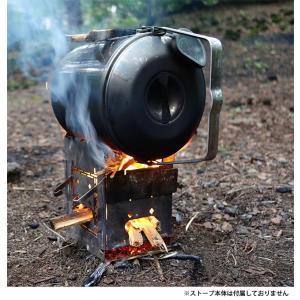 FIREBOX ファイヤーボックス Oven Set ファイヤーボックス オーブンセット FB-FOS 【アウトドア/キャンプ/ストーブ/薪火/焚火/プレート/グリル/パン焼き】|highball|02